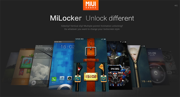 MIUI brings Lockscreen themes to other Android ROMS! - HTC EVO MOD